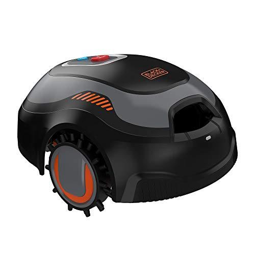 BLACK+DECKERBCRMW121-QW - Robot Rasaerba per Superfici Fino a 500 m², 12V 4.3Ah