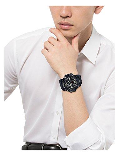 『[カシオ] 腕時計 ジーショック MUDMASTER 電波ソーラー GWG-1000-1AJF ブラック』の4枚目の画像