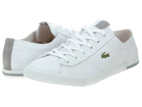 Lacoste Men's Ramer AGW, White/Grey, 13 M US