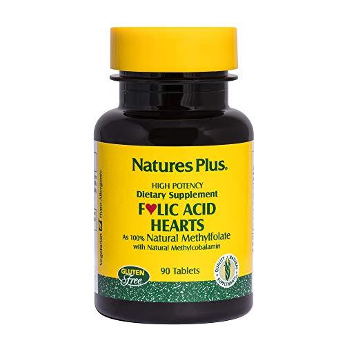 Folic Acid Hearts (Folsäure-Herzen) 90 Tabletten NP