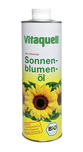 Vitaquell Sonnenblumenöl Bio