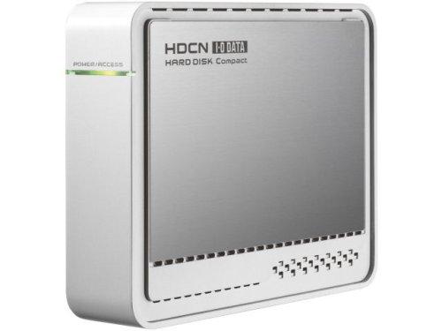 I-O DATA USB 2.0/1.1対応 外付型ハードディスク 500GB HDCN-U500