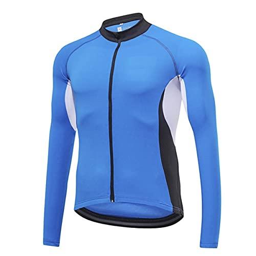 Chaleco de seguridad reflectante de alta visibilid Camiseta de ciclismo de manga larga, camisa cuesta abajo for la bicicleta camisa de cuesta abajo Ropa de bicicleta de carreras rápida Chalecos de seg