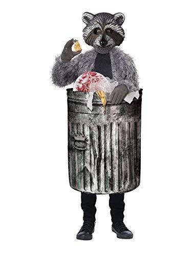 Trash Panda Costume for Kids Standard