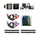 Crossover Symmetry Athletic Individual Package with Squat Rack Straps – Shoulder Health