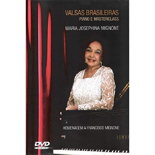 Valsas Brasileiras - Piano e Masterclass (DVD)