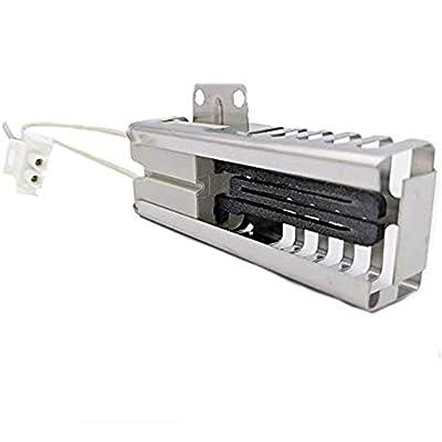 Compatible Range Oven Igniter for Samsung NX58F5500SS, NX58H5600SS Range Models