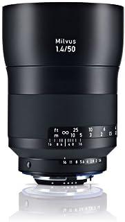 Zeiss Milvus 50mm f / 1.4ZF。2レンズfor Nikon F