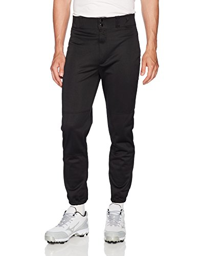 Wilson Men's Classic Fit Baseball Pant, Black, Large