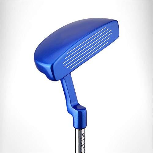 DHTOMC Golf Chipper golfclub kinderen beginners Golf Putter indoor en outdoor golfhandschoenen voor jongens en meisjes 3-12 jaar, 27 inch comfortabele grip maat