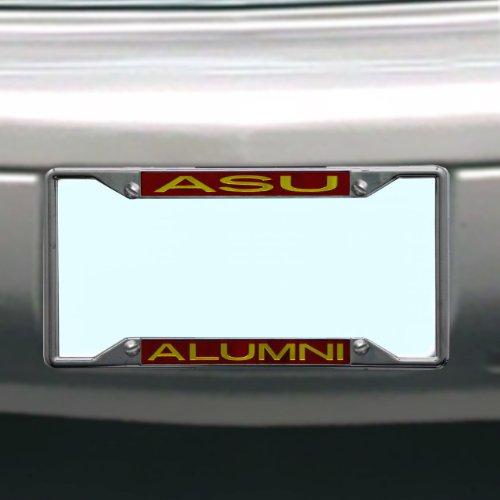Stockdale NCAA Arizona State Sun Devils License Plate Frame Alumni