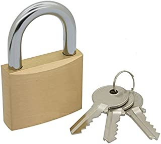 05e677367bb4 Amazon.ca: White - Keyed Padlocks / Padlocks & Hasps: Tools & Home ...
