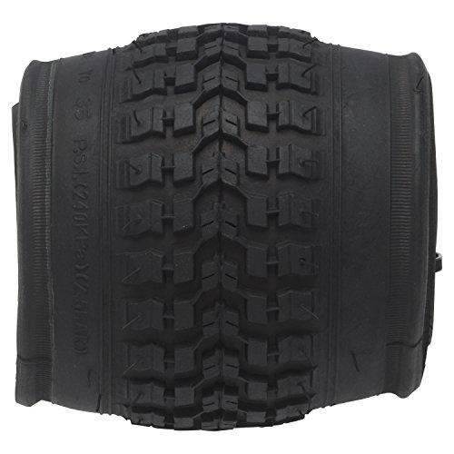 "BELL 7091016 Flat Defense BMX Bike Tire, 20"" x 1.75-2.25"", Black"