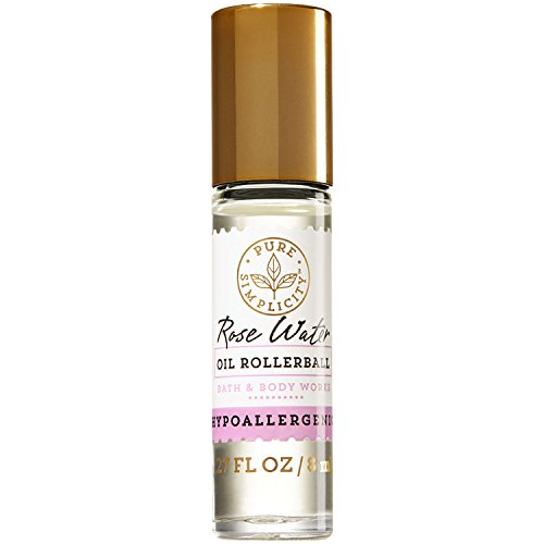 Bath and Body Works Hypoallergenic Oil Rollerball (Rose Water)
