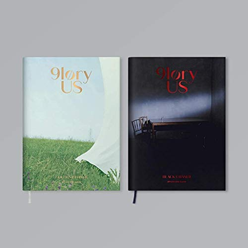FNC Entertainment SF9-9loryUS (8th Mini Album) Album+Folded Poster+Extra Photocards Set (Golden Chaser+Black Chaser ver. Set)
