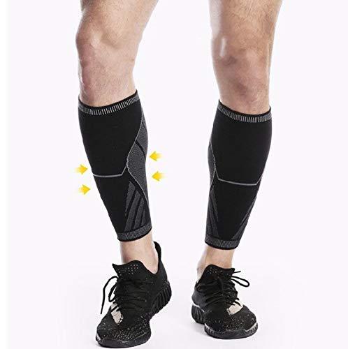 ADMLZQQ Calcetines/Medias de Compresión para Hombres y Mujeres, pantorrilleras Compresion Calcetines de...