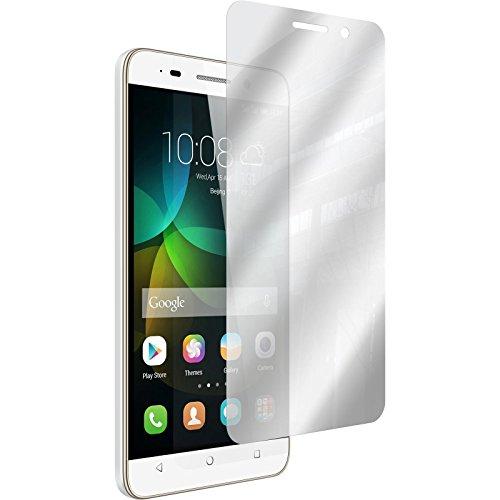 PhoneNatic 2er-Pack Bildschirmschutzfolien verspiegelt kompatibel mit Huawei Honor 4c