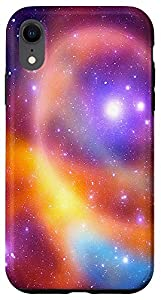 Galaxy Array of Stars and Gases iPhone Case