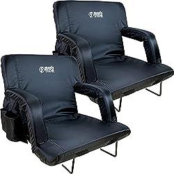 Image of Brawntide Stadium Seat with...: Bestviewsreviews