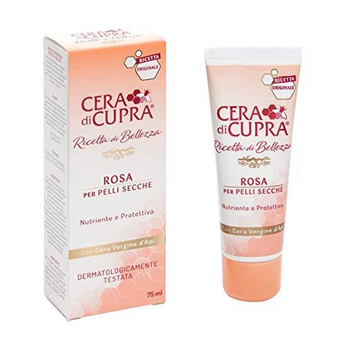 Cera di Cupra Rezept Der Schönheit - Rosa Gesichtscreme, 75 ml