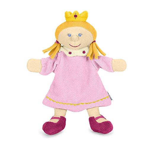 Sterntaler Marioneta de Princesa, 30 x 27 x 9 cm, Lila