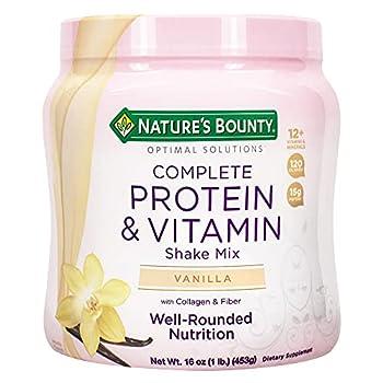 nature bounty protein powder