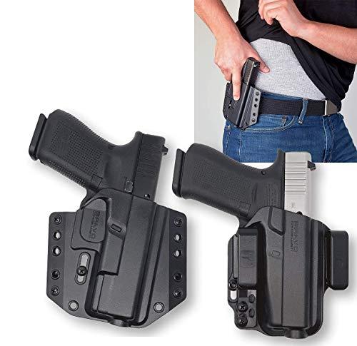 Bravo Concealment Gun Holster BCA/Torsion Holsters fits S&W Shield 9,40 (3.1')