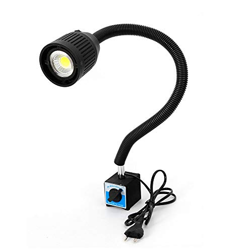 220V CNC Maschinenlampe Magnetische LED Arbeitsleuchte Flexibel Wasserdicht Arm Licht (Magnetic Base)