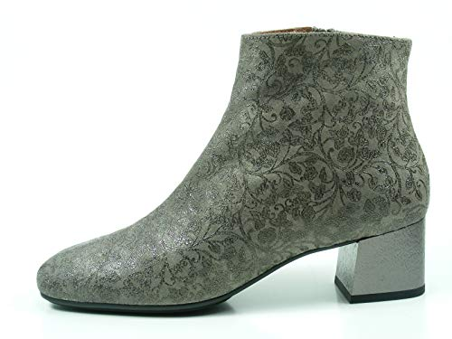 Hispanitas Penelop HI75980 Schuhe Damen Stiefeletten Ankle Boots, Schuhgröße:40;Farbe:Grau