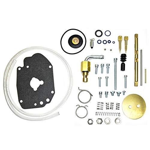 Carburetor Rebuild Kits Replacement for S&S Master Rebuild Kits for Super E Carb 11-2923
