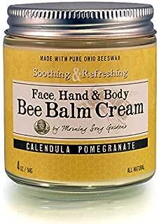 Calendula Pomegranate Bee Balm Cream 2oz