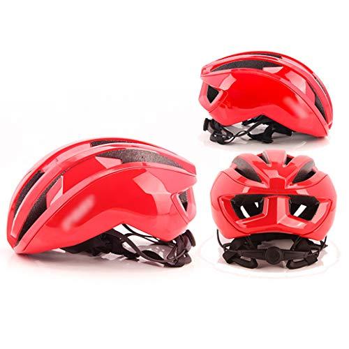 MMCC Bicycle Helmet, Safety Adjustable Mountain Road Cycle Helmet Light Bike Helmet, CE Certified Lightweight Impact Resistant Adjustable Cycling Helmet for Men Women