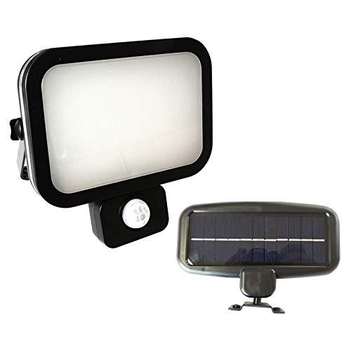 LED Solar buitenlamp wandlamp schijnwerper spot Grundig 10967 bewegingsmelder