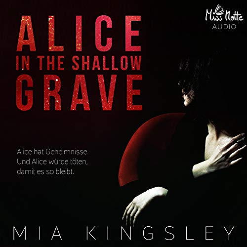 Alice In The Shallow Grave (German edition) cover art