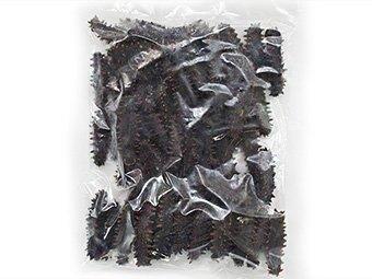 塩蔵ナマコ Aランク 小サイズ 1kg 各10g未満 北海道産塩蔵なまこ (中華高級食材) 塩蔵海鼠 (塩なまこ) 海参皇 金ん子 北海キンコ 海参