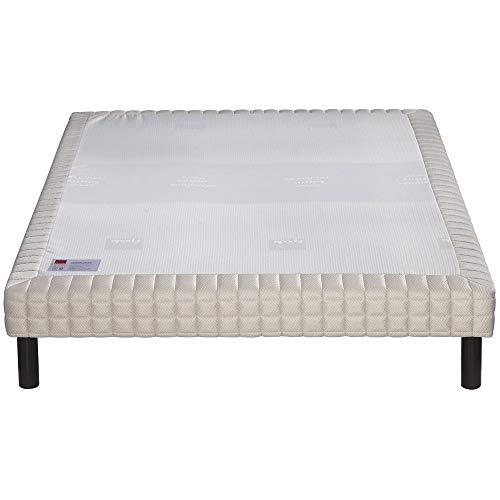 EPEDA - Sommier 140 x 190 Confort Medium 140x190 AG11004
