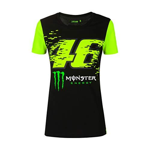Valentino Rossi MOWTS397404002 T-Shirt, Schwarz, M