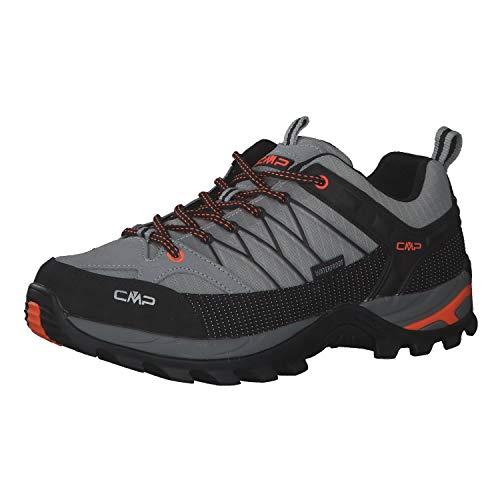 C. M. P. Scarpe da hiking da uomo, Grigio (grigio chiaro), 47 EU