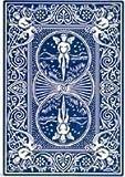Baraja Svengali para Trucos de Magia - Cartas con Reverso Azul y Bicicletas