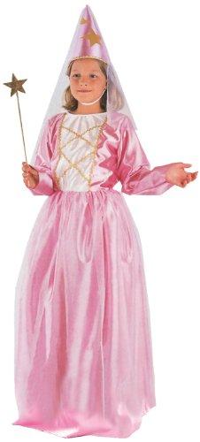 Rio - 1601/s - Costume Enfant Fille - Princesse - 4-6 Ans