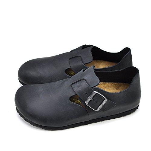 [ビルケンシュトック] London(Leather) ロンドン メンズ Black ロンドンブラック 40