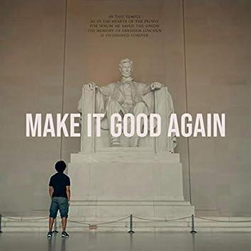 Make It Good Again (Live) [feat. Ange Kogutz]