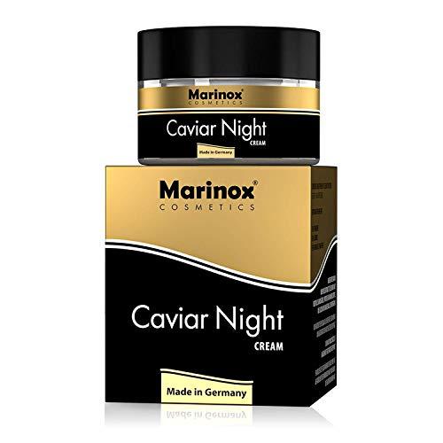 Marinox Caviar Night Cream, Arminosäuren, Proteins, Calcium, Magnesium 150 Size