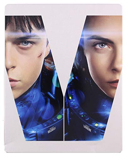 Valerian and the City of a Thousand Planets [Blu-Ray]+[Blu-Ray 3D] [Region B] (IMPORT) (Keine deutsche Version)