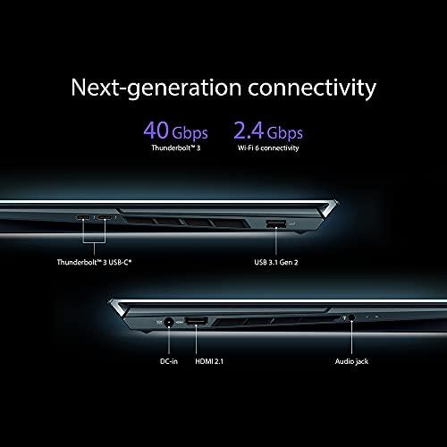 Compare ASUS OLED Zenbook Pro Duo UX582LR (UX582LR-H2014T) vs other laptops