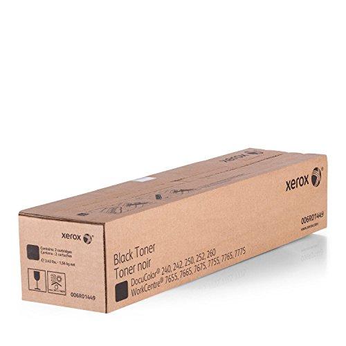 Xerox 006R01449 DocuColor 240, 250, 260 Tonerkartusche schwarz 2er-Pack