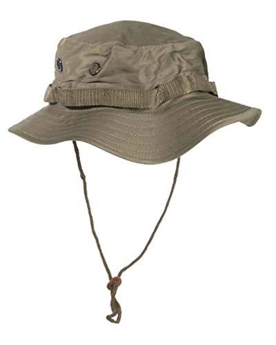 Mil-Tec US Type Boonie Hat (Gr. 63) (Olive, 2XL)