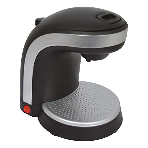 Carpoint kaffeemaschine mit Zwei Köpfen (12V/135W) schwarz