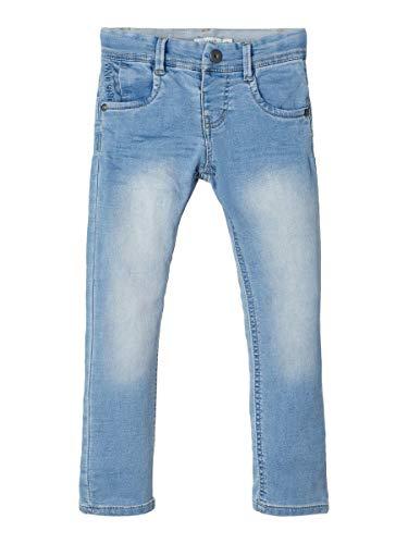 NAME IT Child Jeans Sweatdenim Regular Fit 80Light Blue Denim