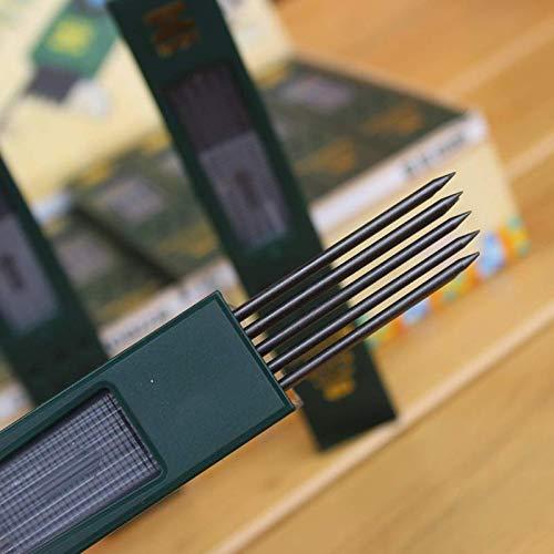 NIUPAN 10st / doos 2mm 2B HB zwart potlood vulling 120mm |standaard potlood